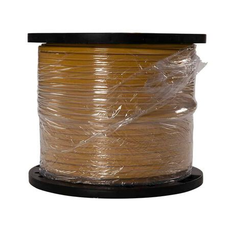 Southwire 1000 ft. 12/2 Romex Type NM-B WG Non-Metallic Wire Yellow - Sold by sqft