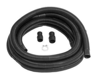 Drainage Industries Prinsco Discharge Hose Kit 1-1/4 in. Dia. x 1-1/2 in. Dia. x 24 ft. L Plastic