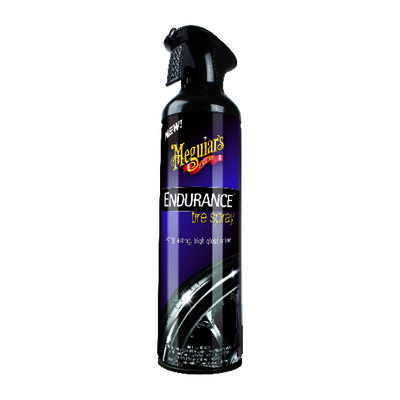 Meguiar's Endurance 15 oz. Spray Bottle Tire Shine