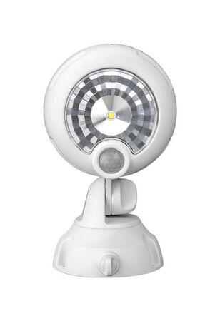 Mr. Beams Motion-Sensing Battery Powered LED White Spotlight