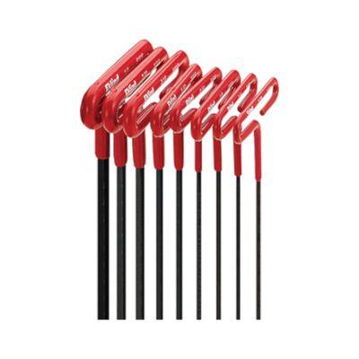 Eklind Tool 3/32 to 1/4 SAE T-Handle Hex Key Set 6 in. 8 pc.