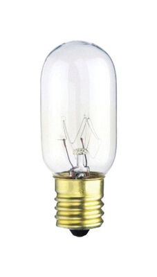 Westinghouse Incandescent Light Bulb 25 watts 195 lumens Tubular T8 White (Clear) 1 pk