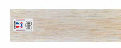 Midwest Products Balsawood Sheet 1/8 in. x 4 in. W x 3 ft. L