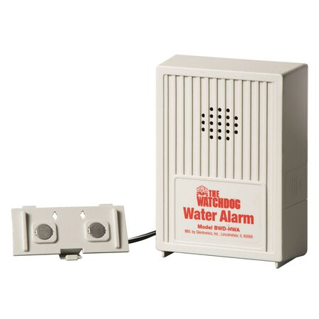 Glentronics The Basement Watchdog Plastic Water Alarm 6 gph 9 volts