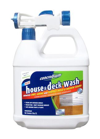 Concrobium House and Deck Wash 68 oz.