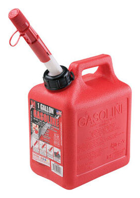 Midwest Can Plastic Gas Can 1 gal.