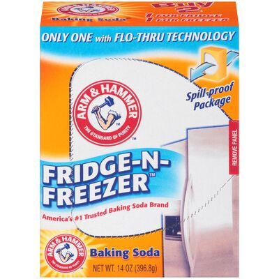 Arm & Hammer Fridge-N- Freezer 14 oz. Baking Soda