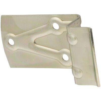 Stanley Steel Door Bumper 2-3/4 in. W x 2-1/2 L 1