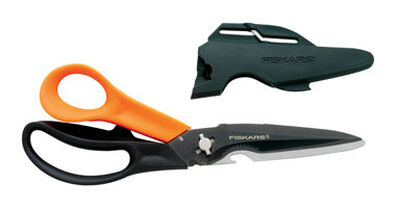 Fiskars 9 in. L Straight Scissors 1 pk