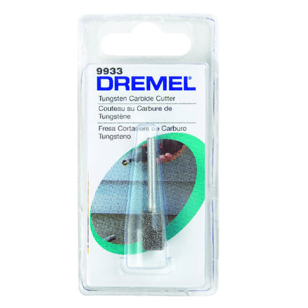 Dremel Tungsten Carbide Cylinder Cutter 5/16 in.