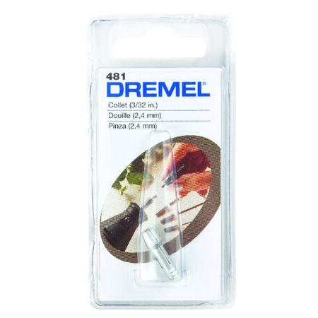 Dremel Aluminum Collets 1 pk