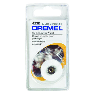 Dremel Steel Polishing Wheel 1 pk