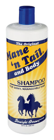Mane 'N Tail Shampoo For Horse 32 oz.