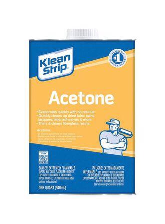 Klean Strip Acetone 1 qt.