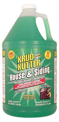 Krud Kutter House & Siding Pressure Washer Concentrate 1 gal.