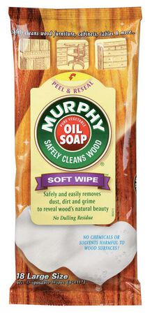 Murphy Oil Soap 18 pk Wipes