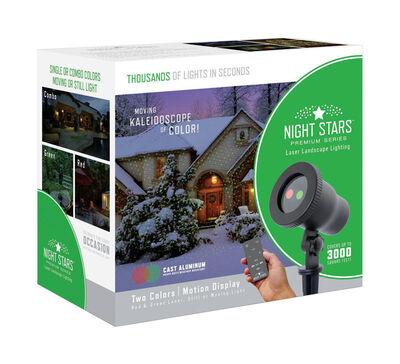 Night Stars Premium Series Light Projector