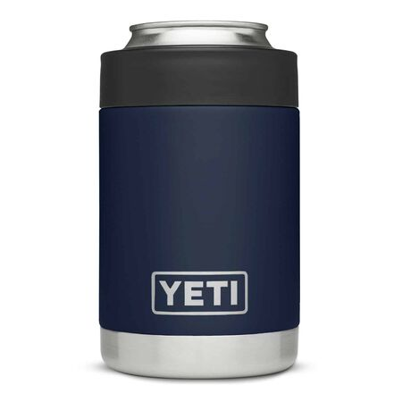 YETI Rambler Colster 12 oz. Can Insulator Navy Blue