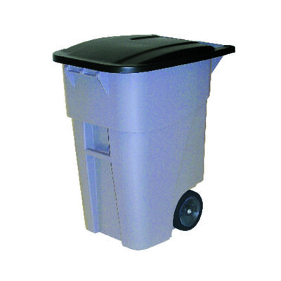 Rubbermaid BRUTE 50 gal. Plastic Garbage Can
