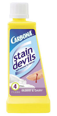 Carbona Stain Devils Blood & Dairy Stain Remover