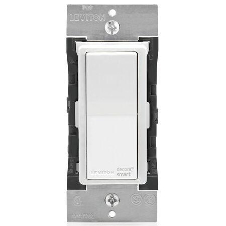 Leviton Decora Smart 15 amps Apple Home Kit WiFi Light Switch 3 poles 1 pk