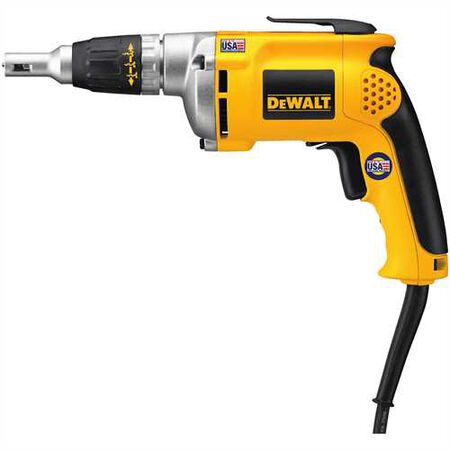 4,000 rpm VSR Drywall Screwgun