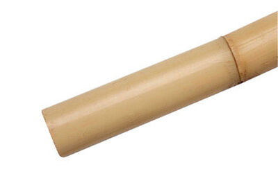 Waddell Bamboo Pole 1-1/2 in. x 1-3/4 in. W x 8 ft. L