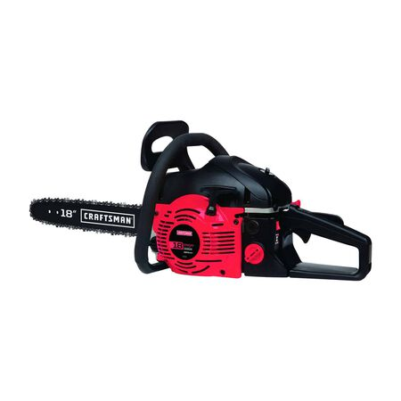 Craftsman 18 in. Gas Powered Chainsaw