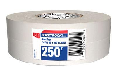 Sheetrock Joint Tape Paper 2-1/16 in. W x 250 ft. L