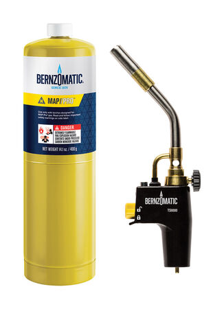 Bernzomatic Torch Kit Mapp Gas