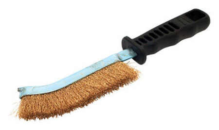 Forney Scratch Brush 5 in. L