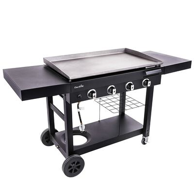 Char-Broil 4-Burner Liquid Propane Gas Griddle