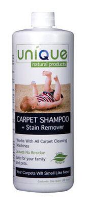 Unique Natural Products Carpet Shampoo Liquid 1