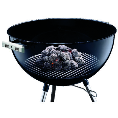 Weber Plated Steel Charcoal Grate 3-1/3 in. H x 17 in. W x 19-3/16 in. D