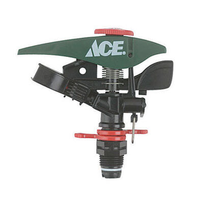 Ace Plastic Impulse Sprinkler 5800 sq. ft.
