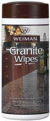 Weiman 30 oz. Granite Wipes