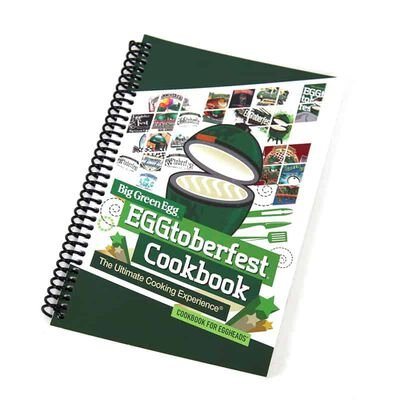 Big Green Egg Cookbook Eggtoberfest Soft