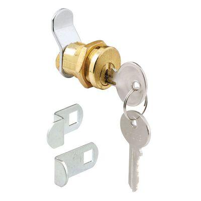 Prime-Le Brass Die Cast Mailbox Lock