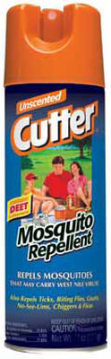Cutter DEET 10% Insect Repellent 11 oz.