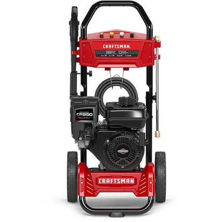 Craftsman 2800 psi Gas 2.3 gpm Pressure Washer