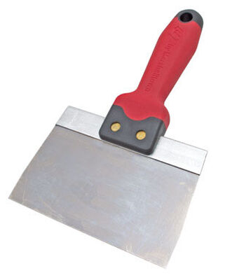 Marshalltown Stainless Steel Taping Knife 6 in. L x 3 in. W
