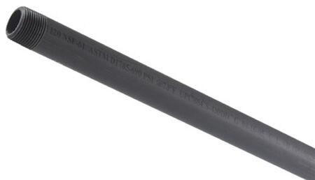 B & K Schedule 80 3/4 in. Dia. x 3/4 in. Dia. x 48 L MPT To MPT PVC Pipe Nipple