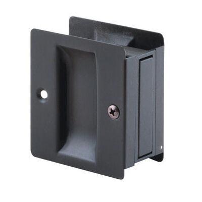 Prime-Line 2.5 in. L Bronze Pocket Door Pull