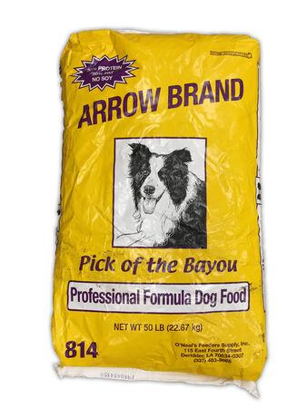 Professional dog food formula 50 lb