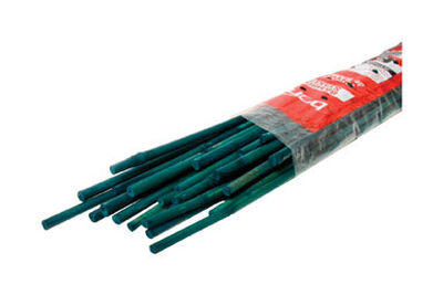 Bond Manufacturing Green Bamboo Garden Stakes 4 ft. L x 1-3/4 in. W