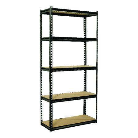 Casa Solutions 72 in. H x 48 in. W Steel Shelving Unit