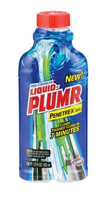 Liquid-Plumr Urgent Clear Clog Remover Liquid 17 oz.