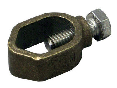 Sigma 3/4 in. Bronze Ground Clamp 1