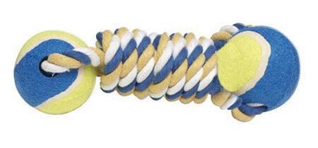 Digger's For Dog Assorted Styles Tennis Ball Tug Toys