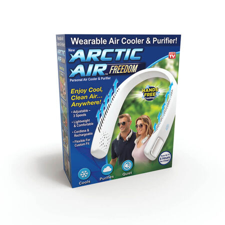 Arctic Air Personal Hands Free Air Cooler/Purifier 1 pc